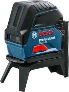 Bosch GCL 2-15 Professional Kombilaser Arbeitsbereich: max. 15 m
