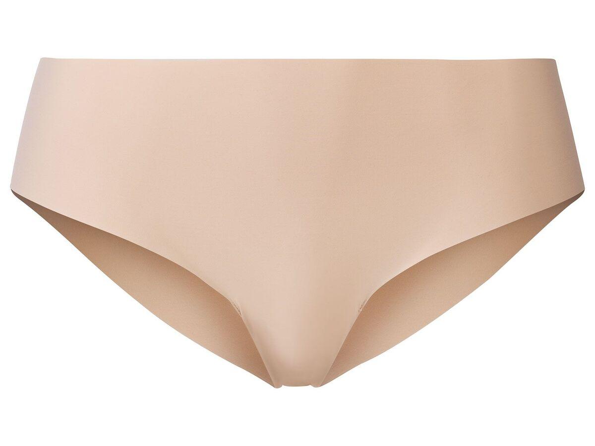 Bild 10 von ESMARA® Lasercut-Hipster Damen, 5 Stück, 2x mit eleganter Spitze, mit Elasthan