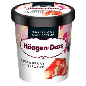 Häagen-Dazs Strawberry Cheesecake Eis 460ml