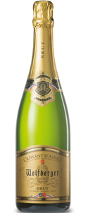Wolfberger Cremant d'Alsace Brut 0,75 ltr