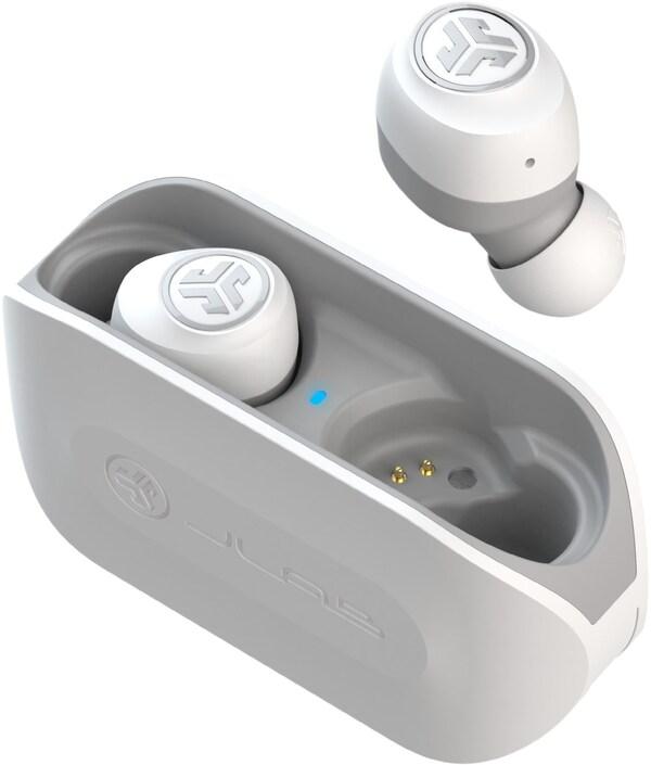 GO Air True Wireless Bluetooth-Kopfhörer weiß