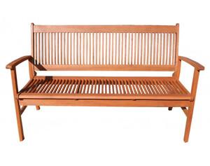 Grasekamp Gartenbank Rio 150cm 3-Sitzer