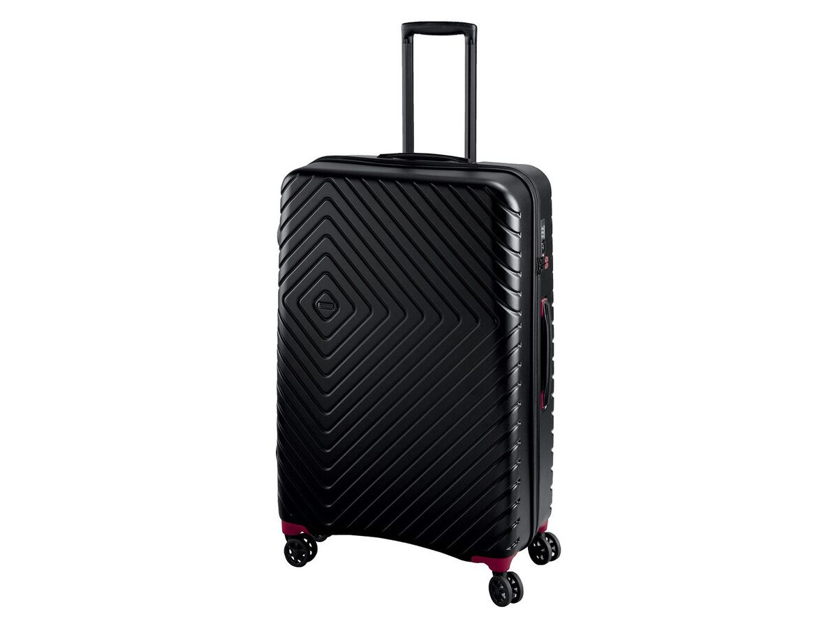 Bild 1 von TOPMOVE® Koffer, 90 l, aus Polycarbonat, 4 Komfort-Zwillingsrollen (360°), sehr leicht