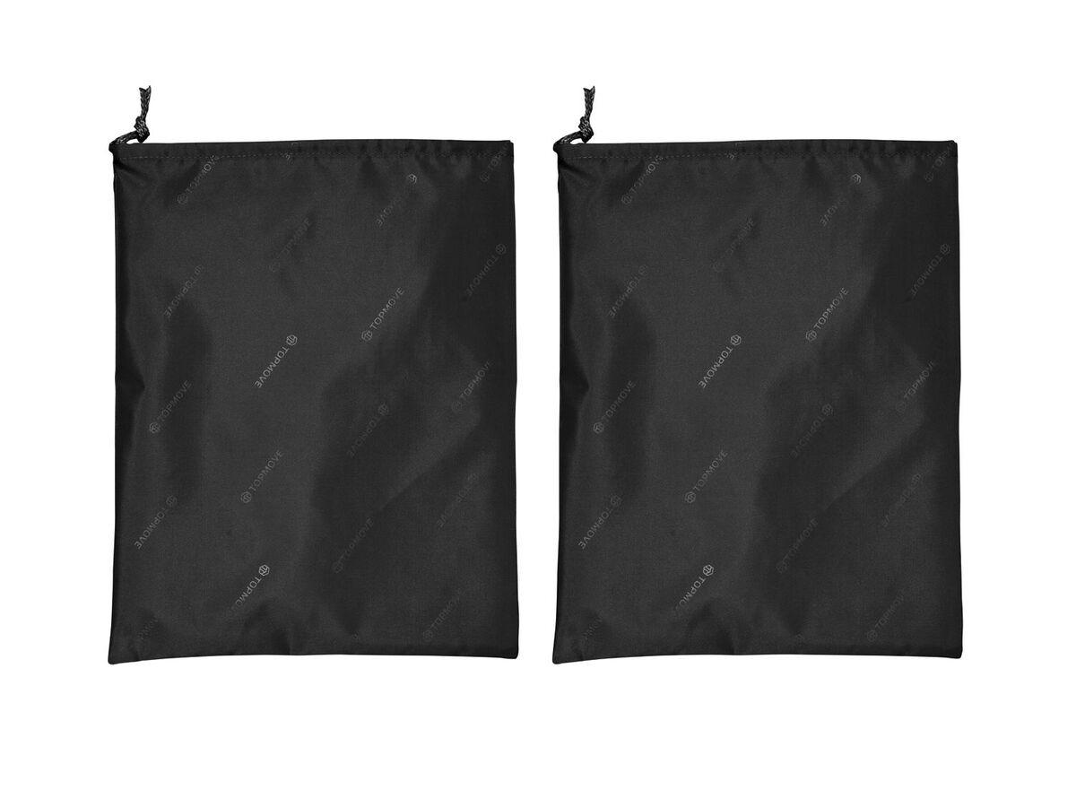 Bild 10 von TOPMOVE® Koffer, 90 l, aus Polycarbonat, 4 Komfort-Zwillingsrollen (360°), sehr leicht
