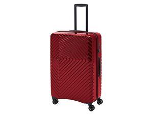 TOPMOVE® Handgepäckkoffer, 90 L Fassungsvermögen, mit 4 Rollen, Polycarbonat-Schalen