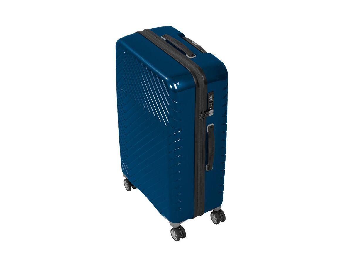 Bild 2 von TOPMOVE® Handgepäckkoffer, 72 L Fassungsvermögen, mit 4 Rollen, Polycarbonat-Schalen