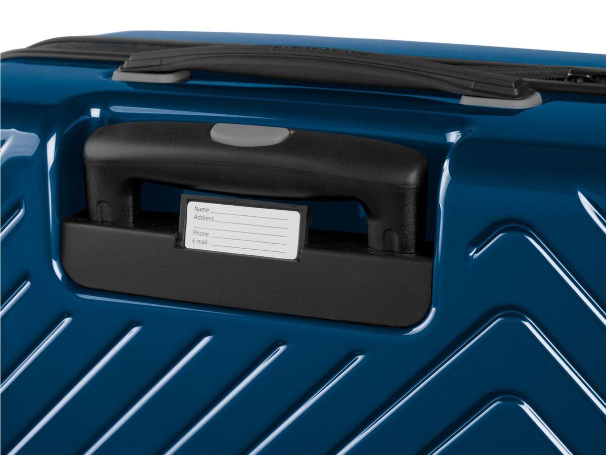 Bild 6 von TOPMOVE® Handgepäckkoffer, 72 L Fassungsvermögen, mit 4 Rollen, Polycarbonat-Schalen