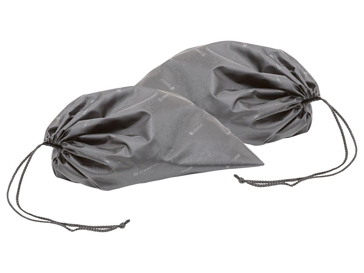 Bild 8 von TOPMOVE® Handgepäckkoffer, 72 L Fassungsvermögen, mit 4 Rollen, Polycarbonat-Schalen