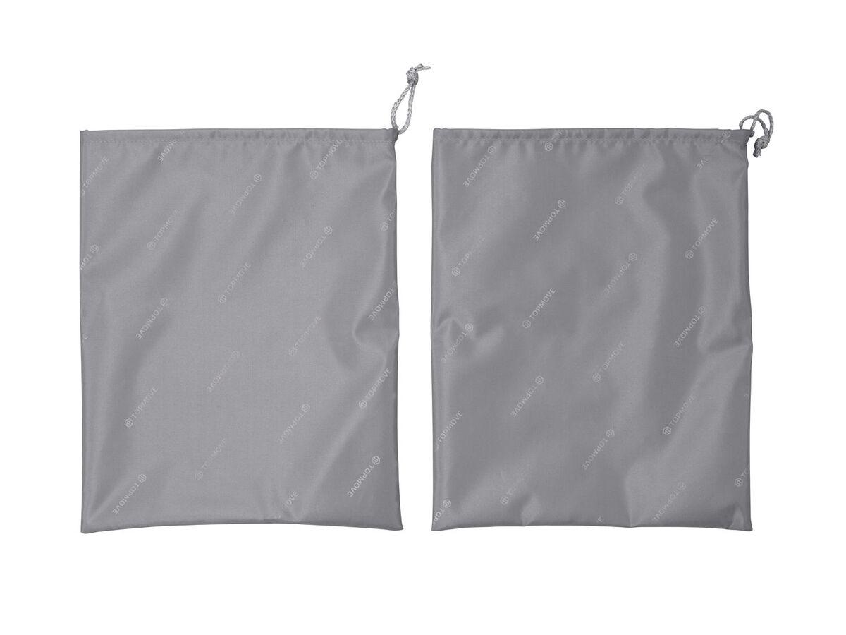 Bild 9 von TOPMOVE® Handgepäckkoffer, 72 L Fassungsvermögen, mit 4 Rollen, Polycarbonat-Schalen