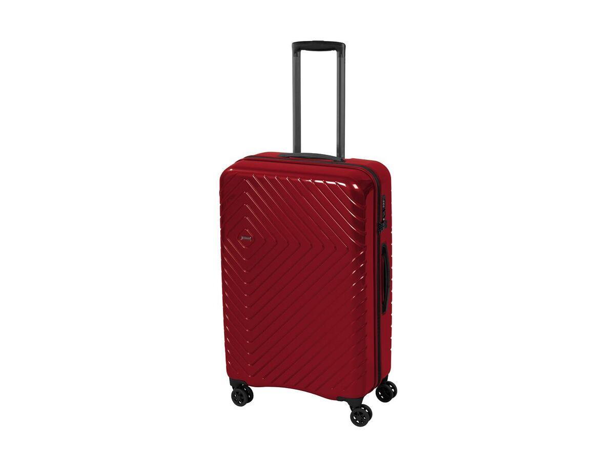 Bild 1 von TOPMOVE® Handgepäckkoffer, 72 L Fassungsvermögen, mit 4 Rollen, Polycarbonat-Schalen