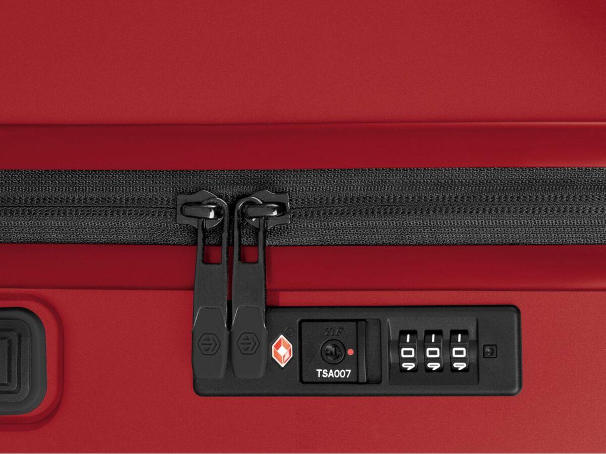 Bild 5 von TOPMOVE® Handgepäckkoffer, 72 L Fassungsvermögen, mit 4 Rollen, Polycarbonat-Schalen