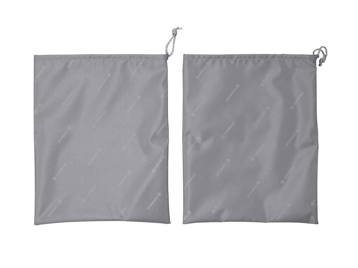 Bild 7 von TOPMOVE® Handgepäckkoffer, 72 L Fassungsvermögen, mit 4 Rollen, Polycarbonat-Schalen
