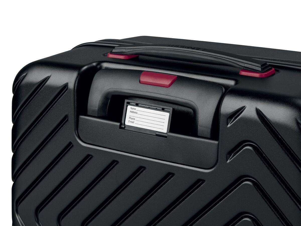 Bild 4 von TOPMOVE® Koffer, 61 l Volumen, 4 Rollen, mit Zahlenschloss, schwarz