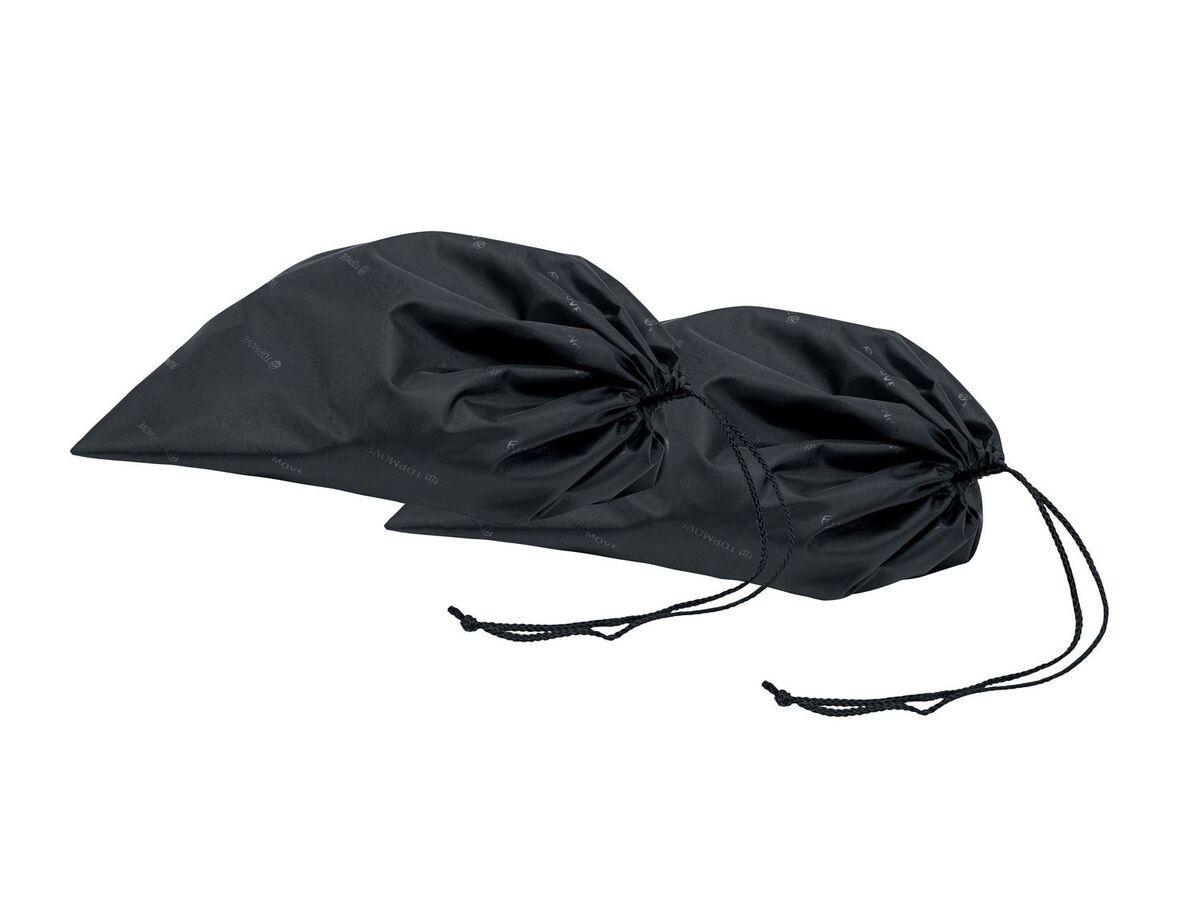 Bild 7 von TOPMOVE® Koffer, 61 l Volumen, 4 Rollen, mit Zahlenschloss, schwarz