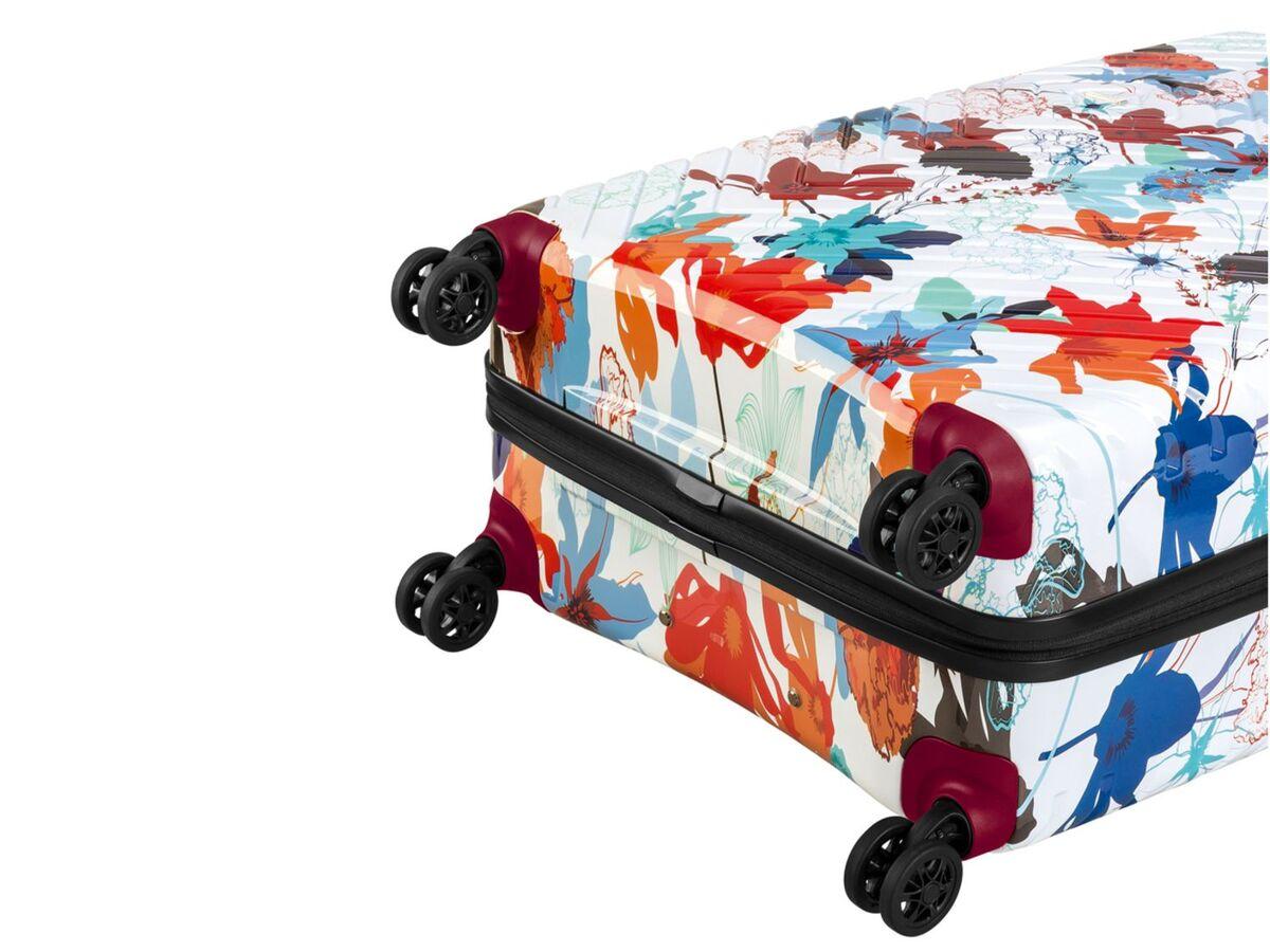 Bild 5 von TOPMOVE® Koffer, 90 l, aus Polycarbonat, 4 Komfort-Zwillingsrollen (360°), sehr leicht