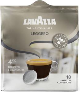 Lavazza Leggero Kaffeepads 18ST 125G