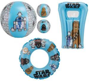 Star Wars Strandset blau