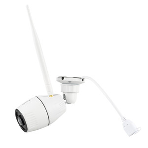 Stabo WLAN Outdoorcam Fisheyecam 180°HD