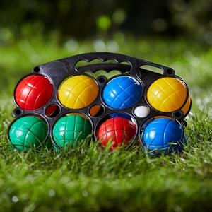 Garten-Boule-Spiel