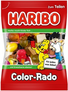 Haribo Color-Rado 200 g