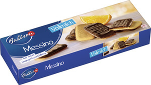 Bahlsen Messino Vollmilch 125 g