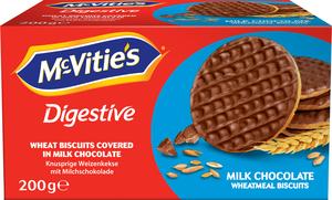 Mc Vities Milk Chocolate Weizenkekse 200 g