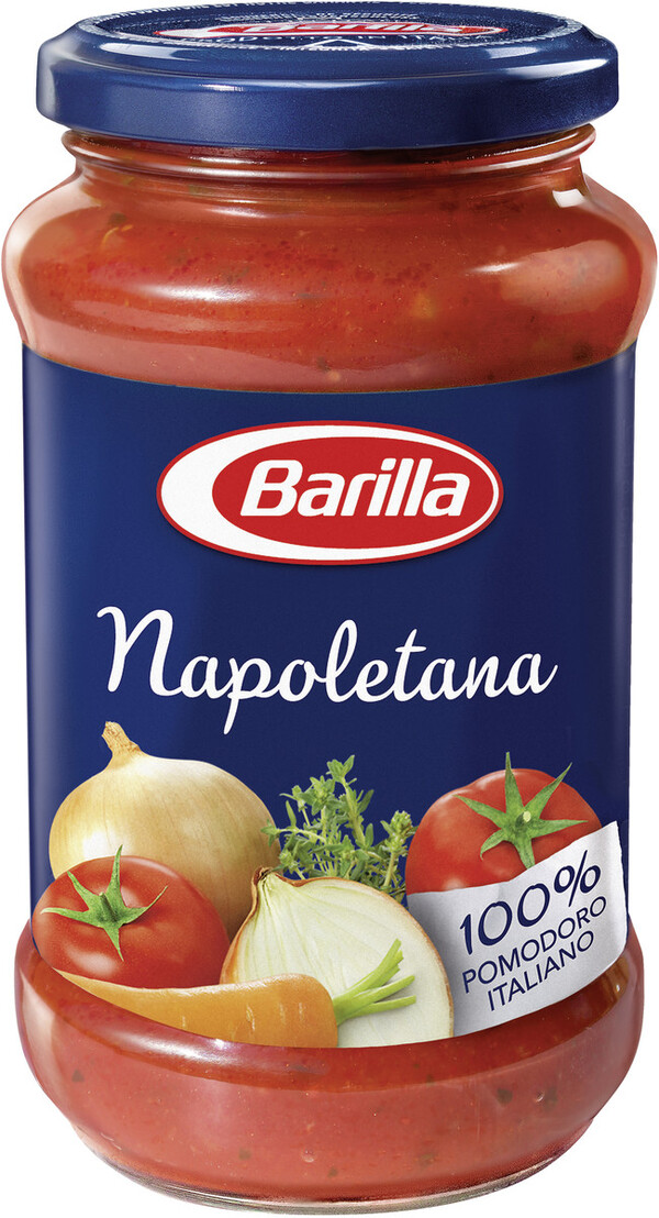 Barilla Pasta Sauce Napoletana 400 g