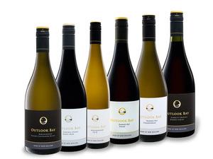 6 x 0,75-l-Flasche Weinpaket Outlook Bay Neuseeland