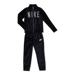 Nike Velour Shine - Vorschule Tracksuits