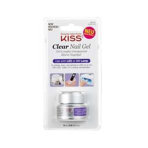 KISS UV Gel clear