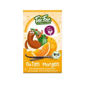 TeeFee Bio Guten Morgen Honigbuschtee