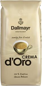 Dallmayr Crema d´Oro Kaffee ganze Bohnen 1 kg