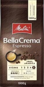 Melitta BellaCrema Espresso ganze Bohnen 1 kg