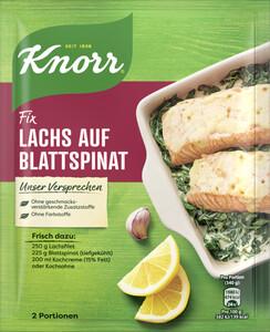 Knorr Fix für Lachs auf Blattspinat 28 g