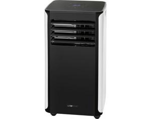 Clatronic Mobiles Klimagerät CL 3716 9.000 BTU/Std. schwarz/weiß
