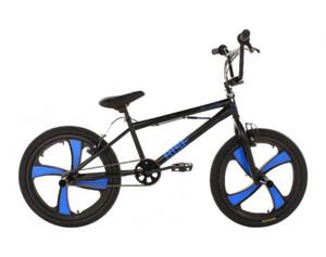 KS Cycling BMX Freestyle 20'' Rise Magwheel schwarz