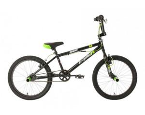 KS Cycling 20 Zoll Freestyle BMX Hedonic Schwarz-Grün