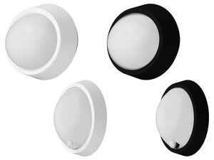 LIVARNO® Wandleuchte, LED mit neutralweißem Licht, Tageslichtsensor