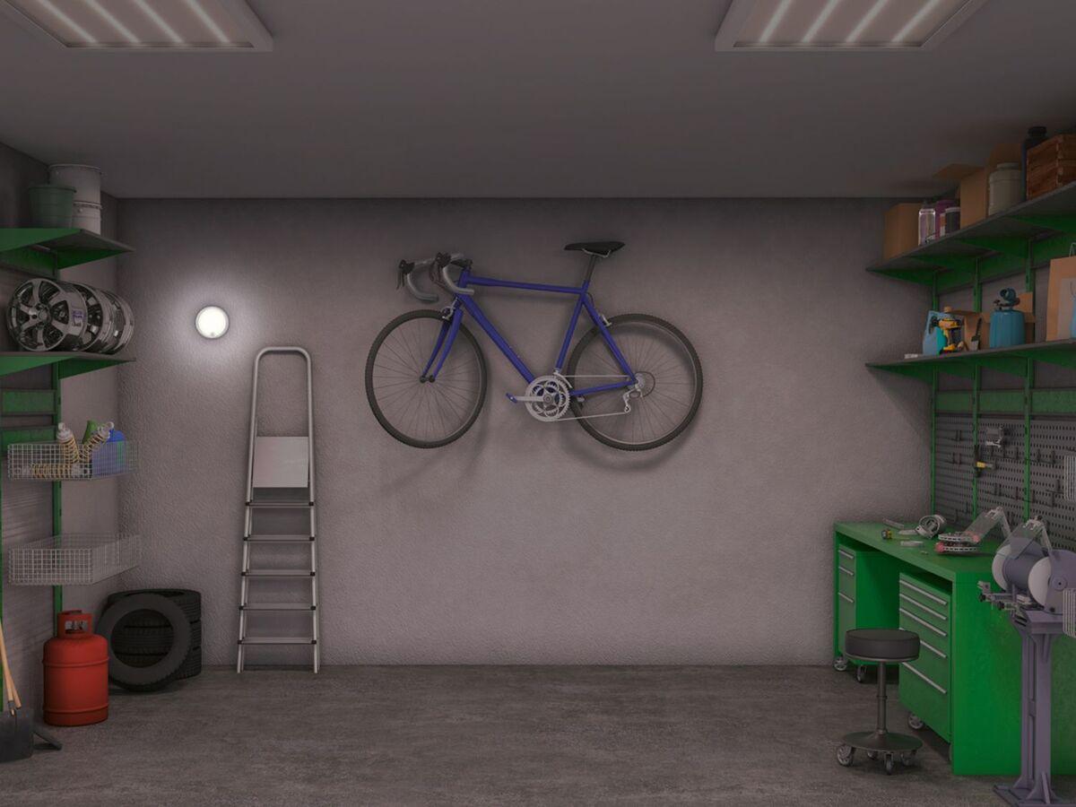 Bild 3 von LIVARNO® Wandleuchte, LED mit neutralweißem Licht, Tageslichtsensor