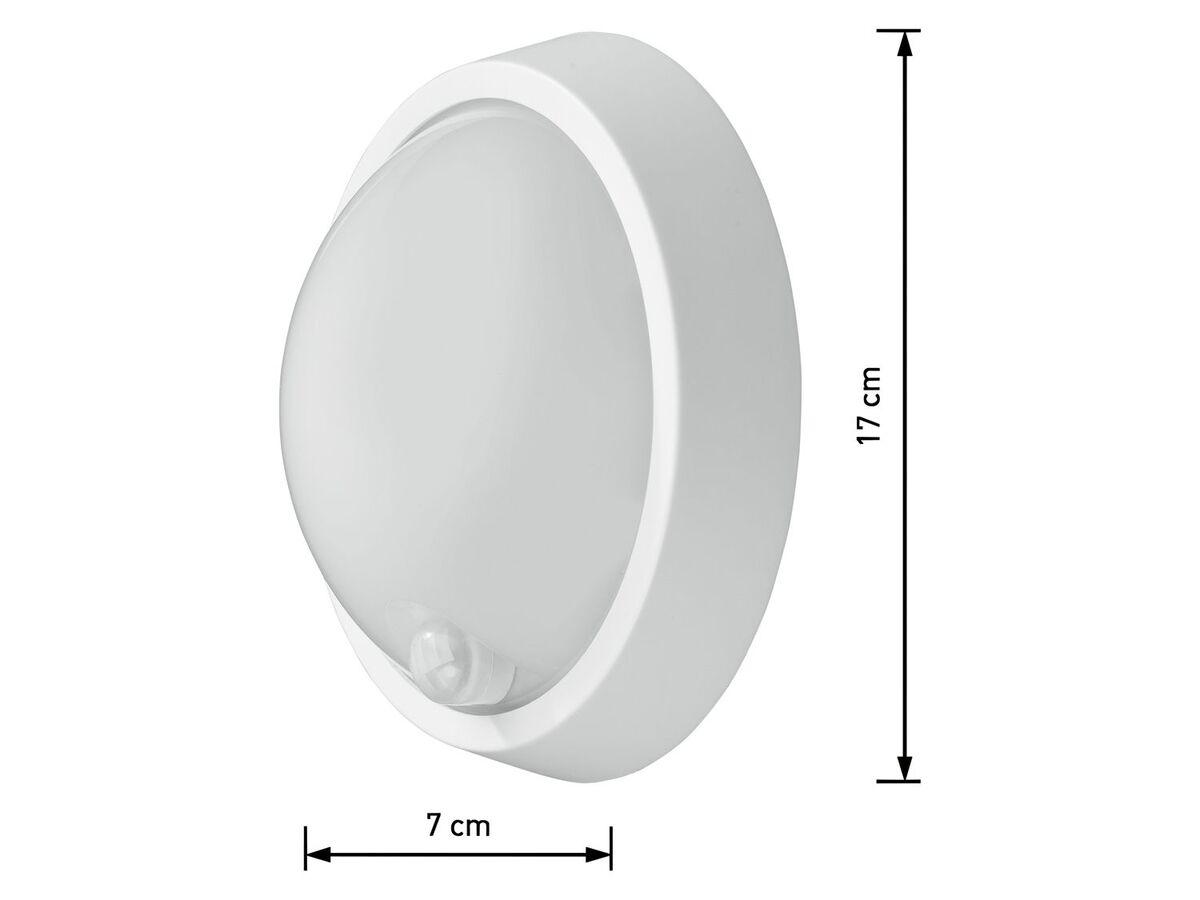 Bild 5 von LIVARNO® Wandleuchte, LED mit neutralweißem Licht, Tageslichtsensor