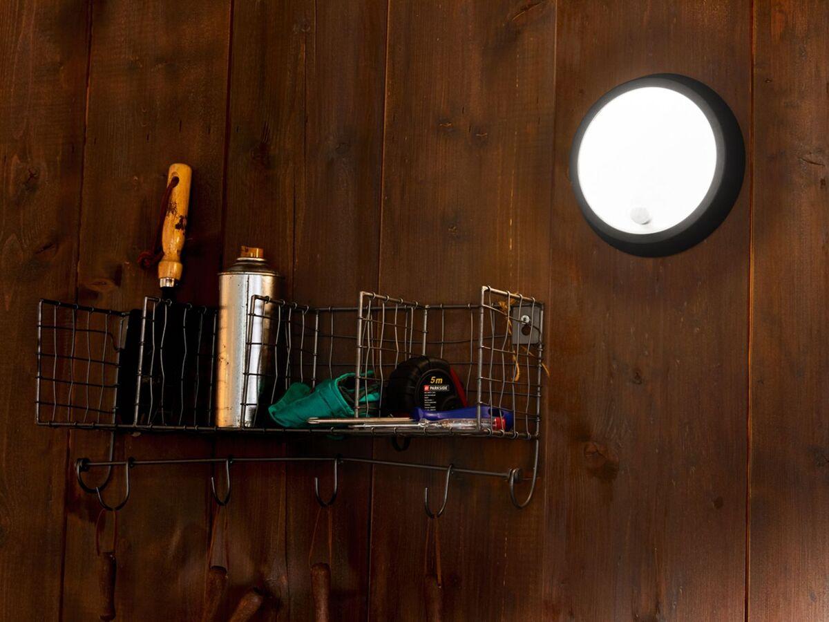 Bild 7 von LIVARNO® Wandleuchte, LED mit neutralweißem Licht, Tageslichtsensor