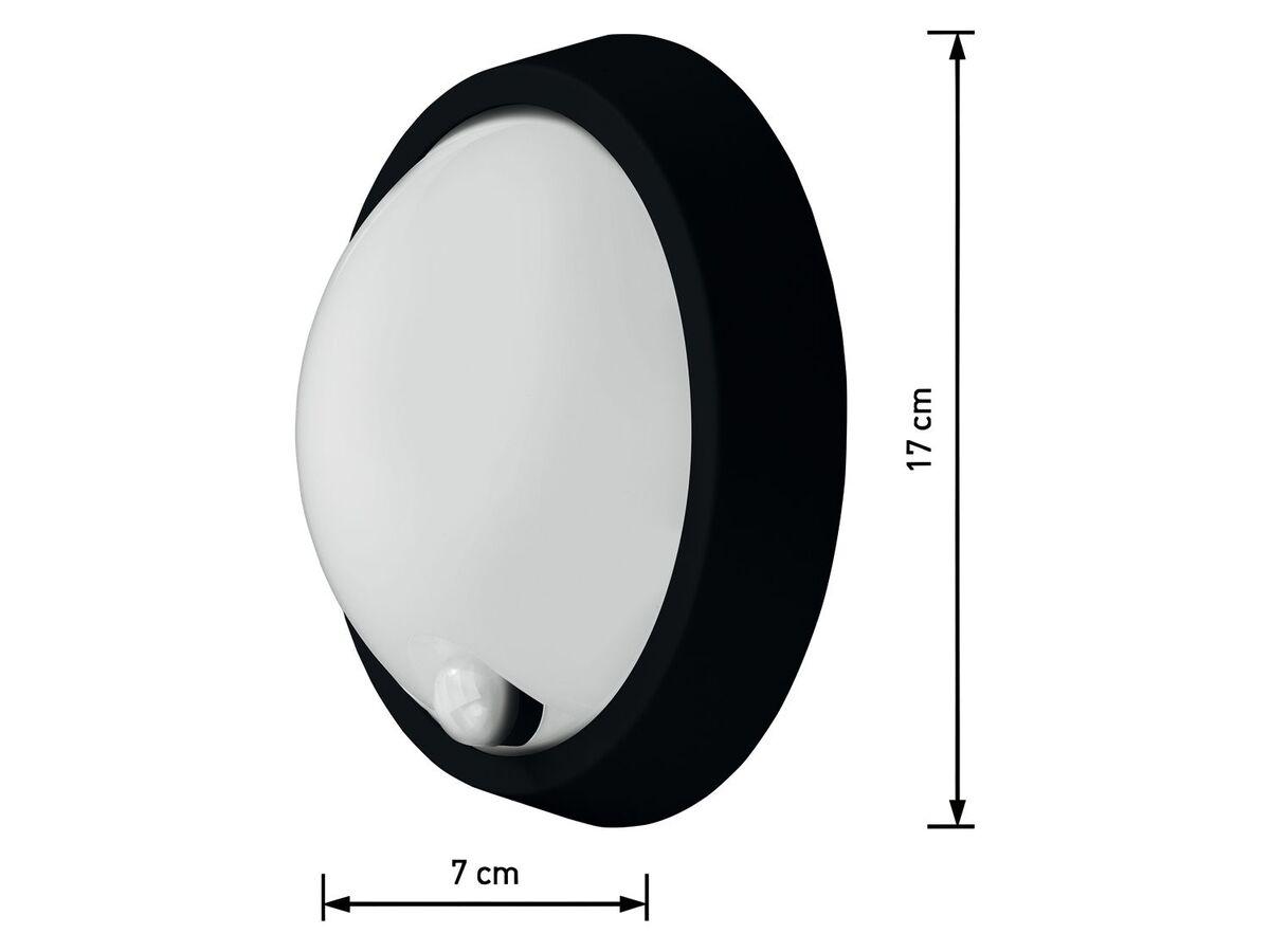 Bild 9 von LIVARNO® Wandleuchte, LED mit neutralweißem Licht, Tageslichtsensor