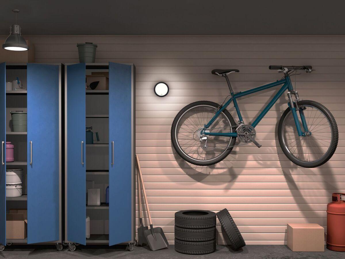 Bild 11 von LIVARNO® Wandleuchte, LED mit neutralweißem Licht, Tageslichtsensor