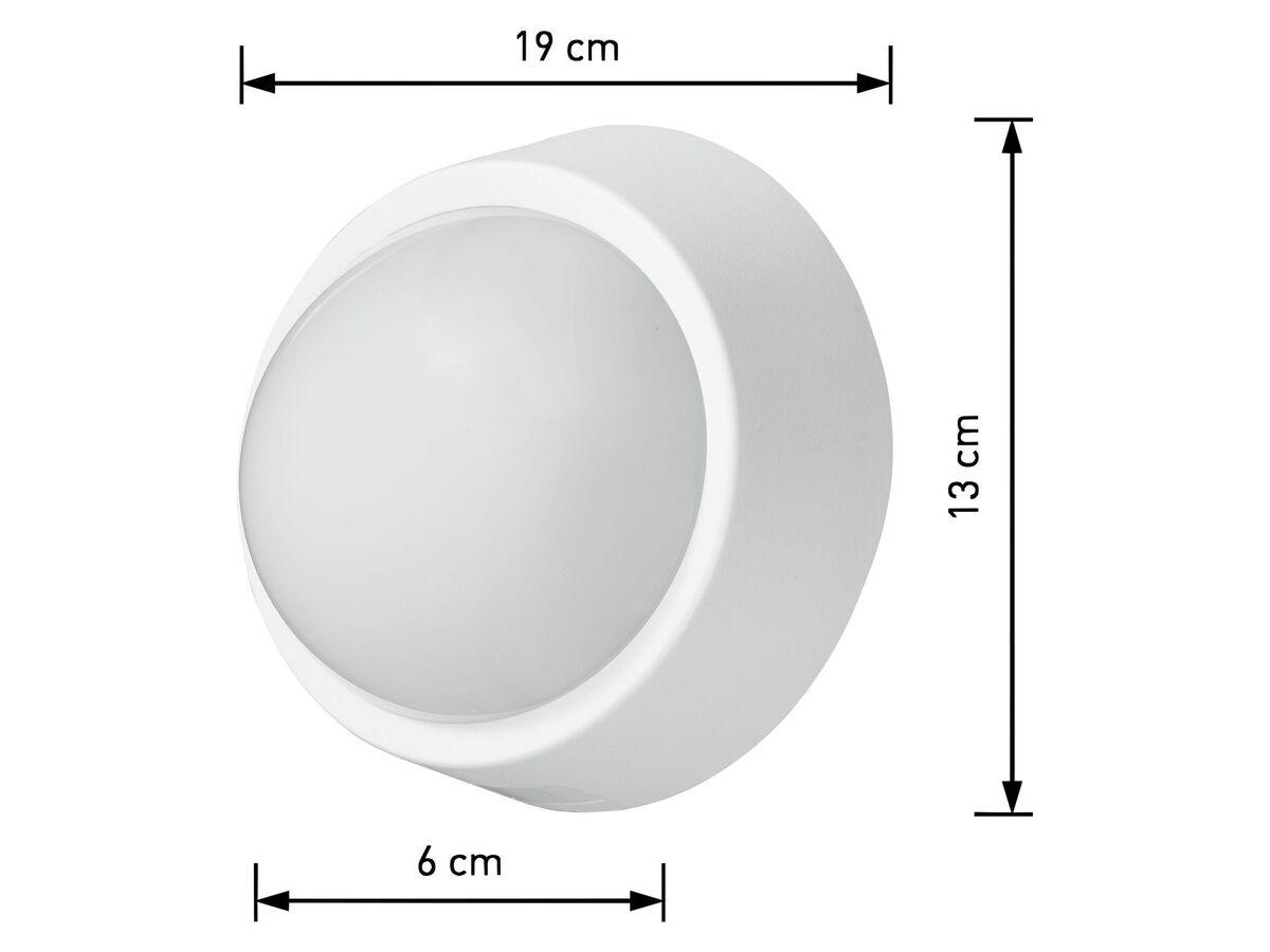 Bild 16 von LIVARNO® Wandleuchte, LED mit neutralweißem Licht, Tageslichtsensor