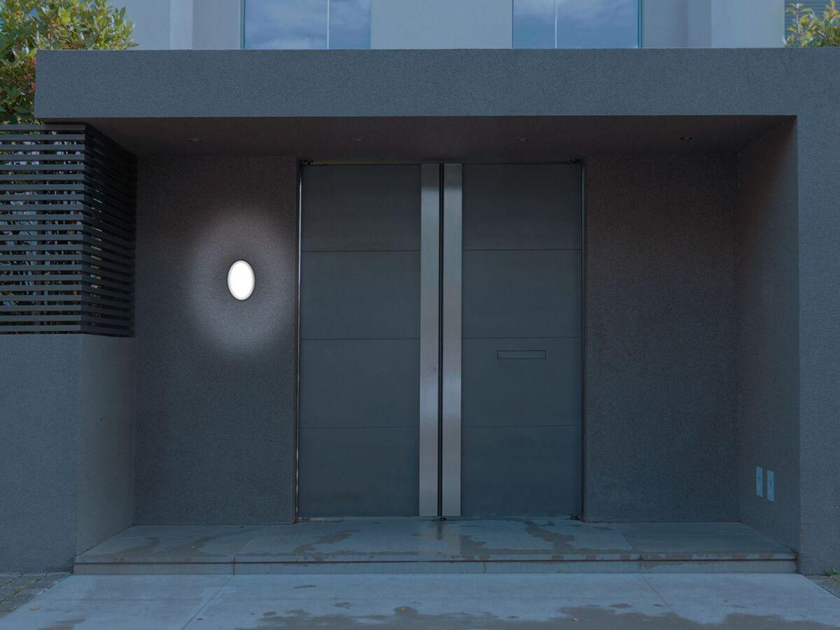 Bild 17 von LIVARNO® Wandleuchte, LED mit neutralweißem Licht, Tageslichtsensor