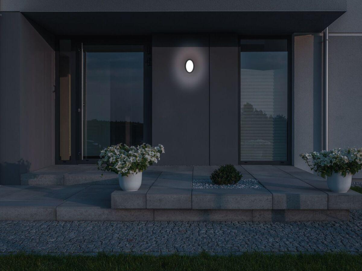 Bild 19 von LIVARNO® Wandleuchte, LED mit neutralweißem Licht, Tageslichtsensor