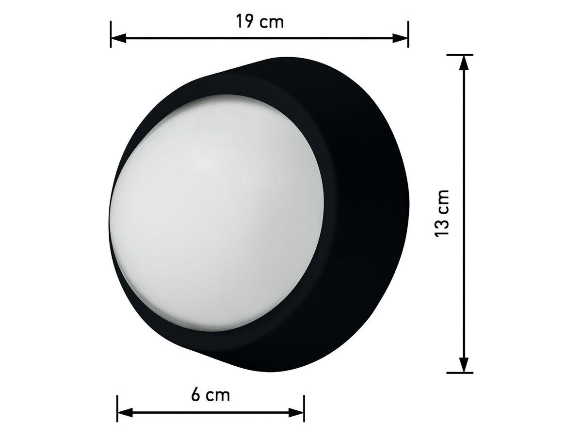 Bild 21 von LIVARNO® Wandleuchte, LED mit neutralweißem Licht, Tageslichtsensor