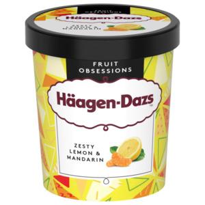 Häagen-Dazs Zesty Lemon & Mandarin 460ml