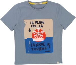 T-Shirt  hellblau Gr. 92 Jungen Kleinkinder