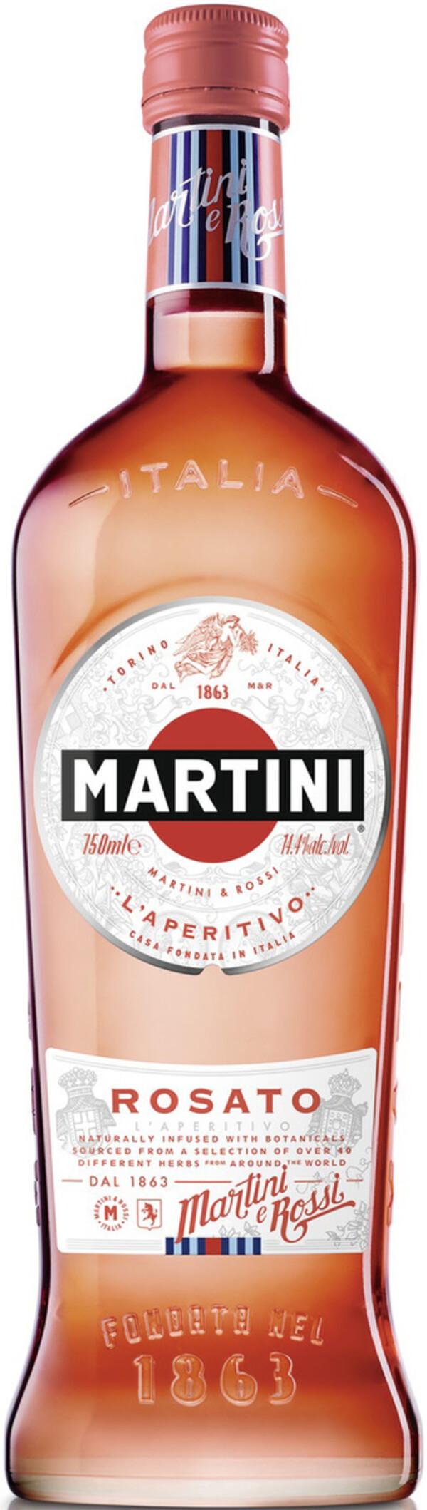 Martini Rosato 0,75 ltr